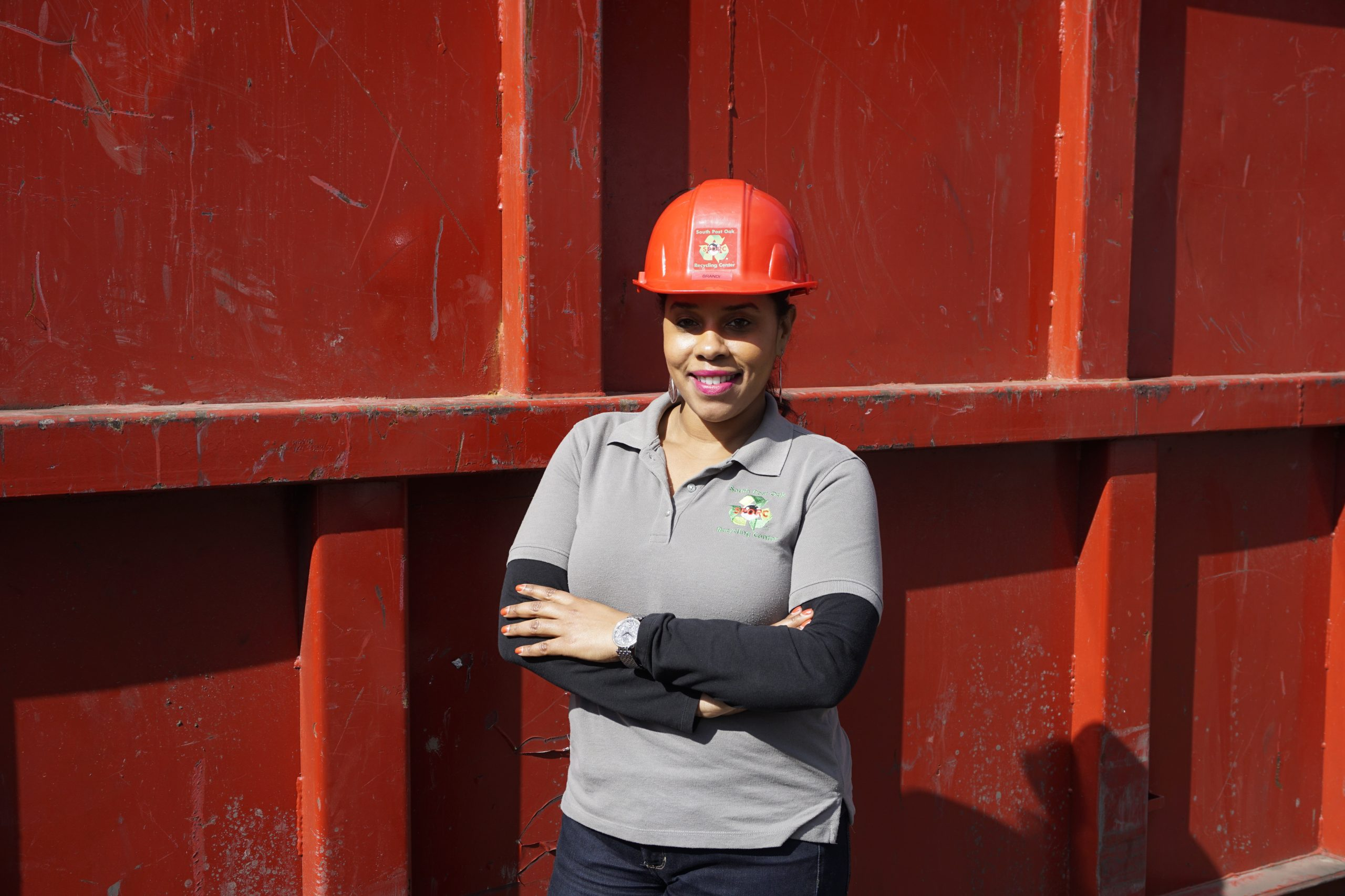 Brandi Harleaux Named ISRI's Young Executive of the Year