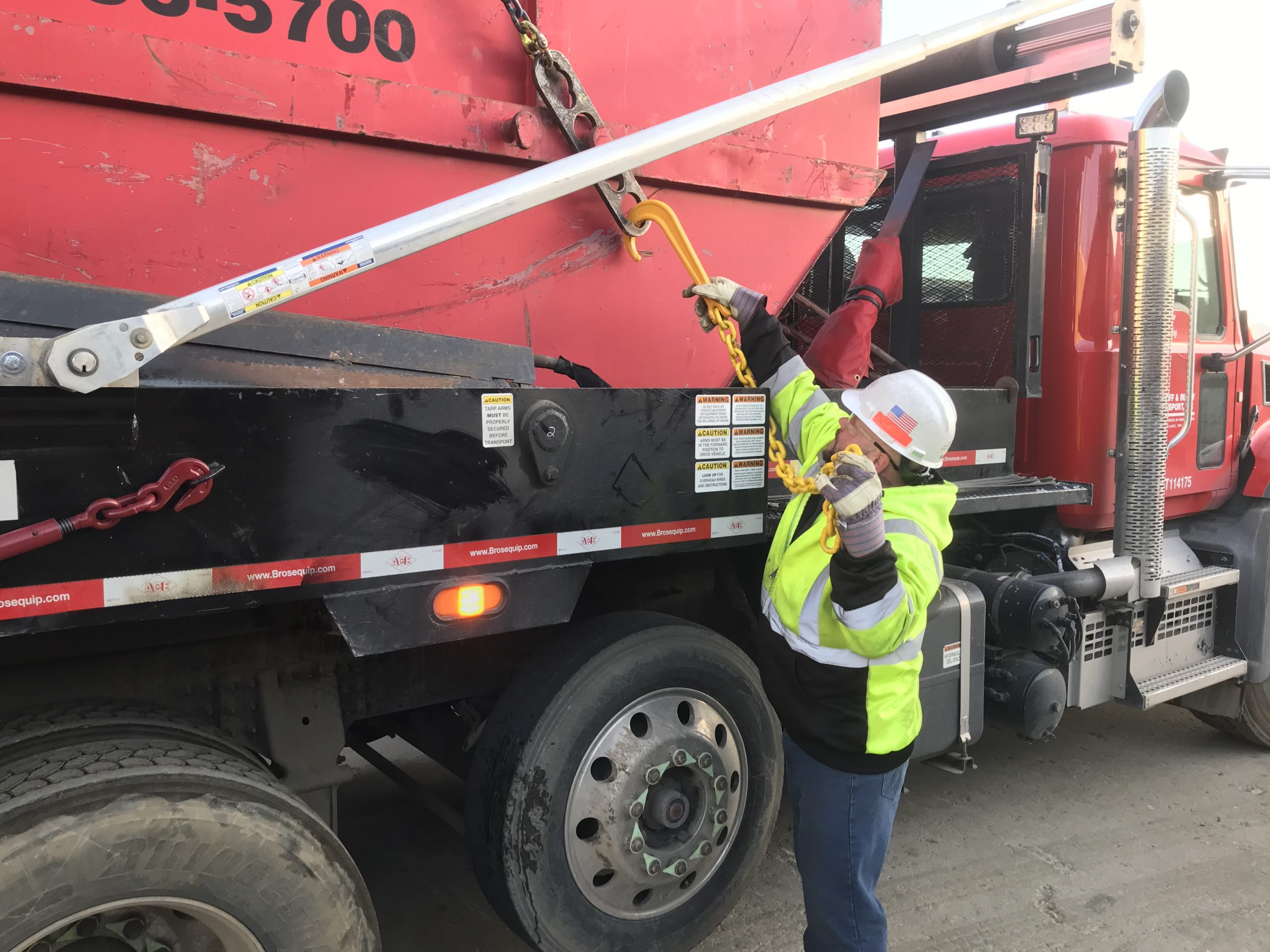 Updated Cargo Securement Standard Now Covers Lugger Trucks