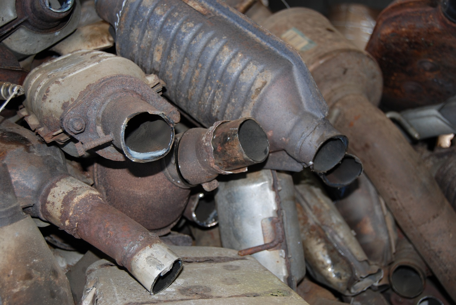 Recyclers' Working Group Hopes to Combat Catalytic Converter Theft