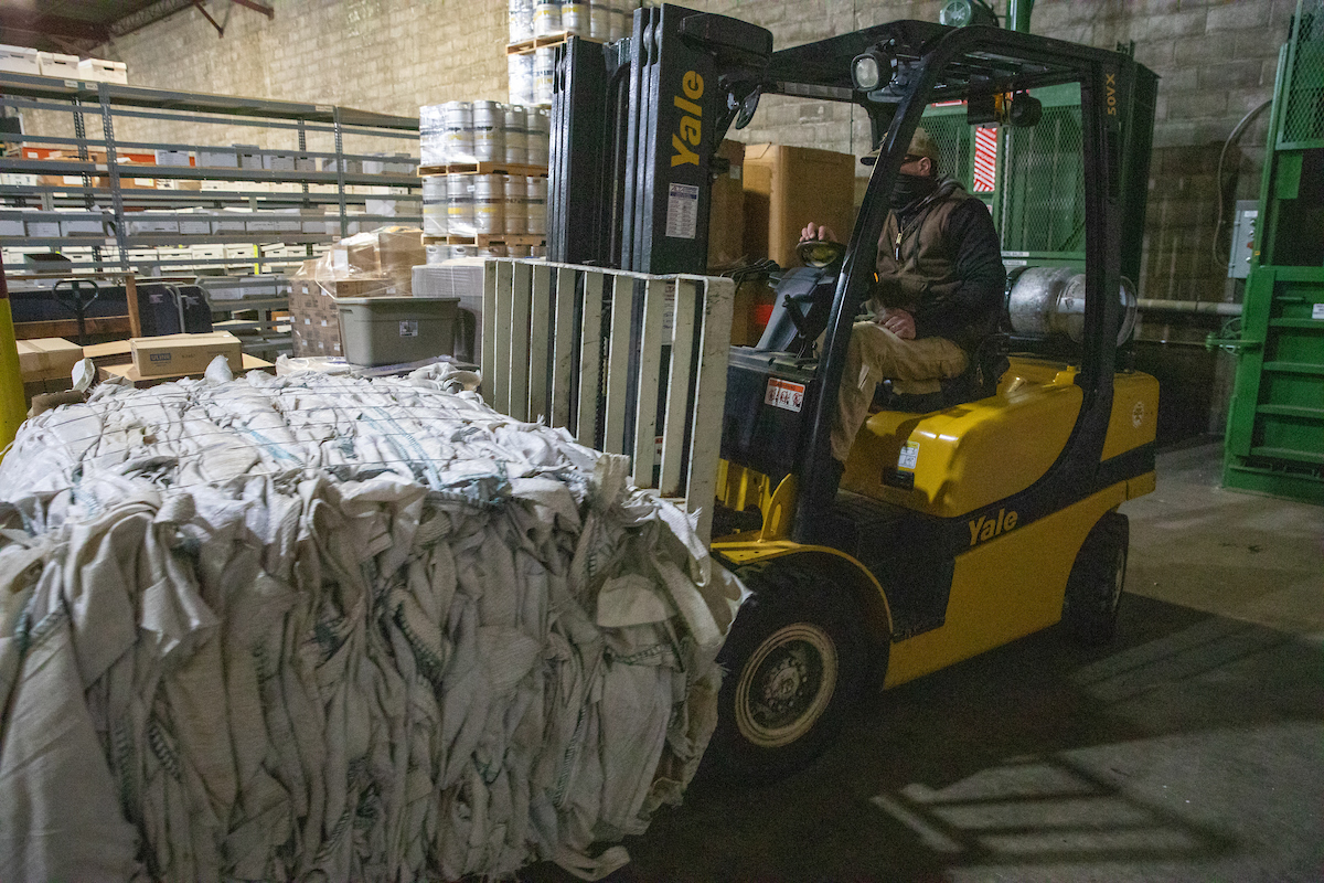 Kalamazoo-area Breweries Partner with PADNOS on a Recycling Solution