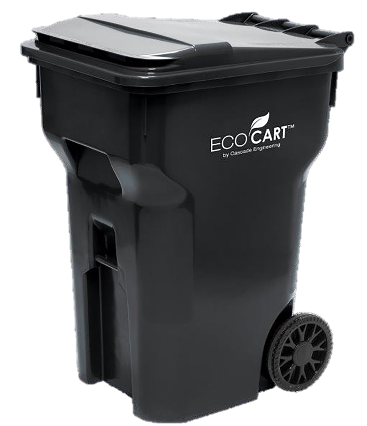 Curbside Cart Wins 2021 ISRI Design for Recycling® Award