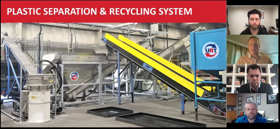 Recycling Industry Utilizes Advanced Technologies to Maximize Results
