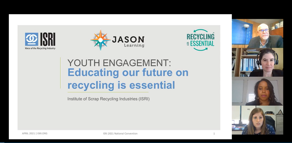 How Recyclers Can Help Show Future Generations Recycling is Essential