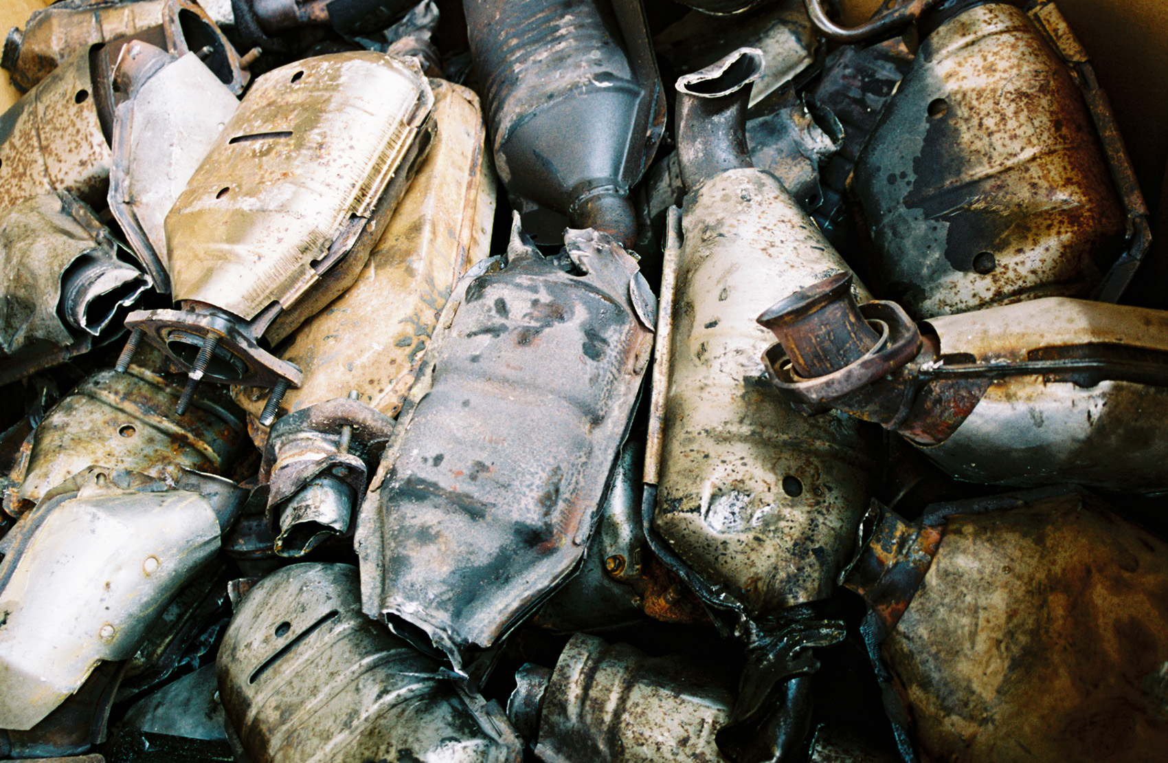 ISRI's NJ Chapter Proposes Changes to Strengthen Catalytic Converter Bill