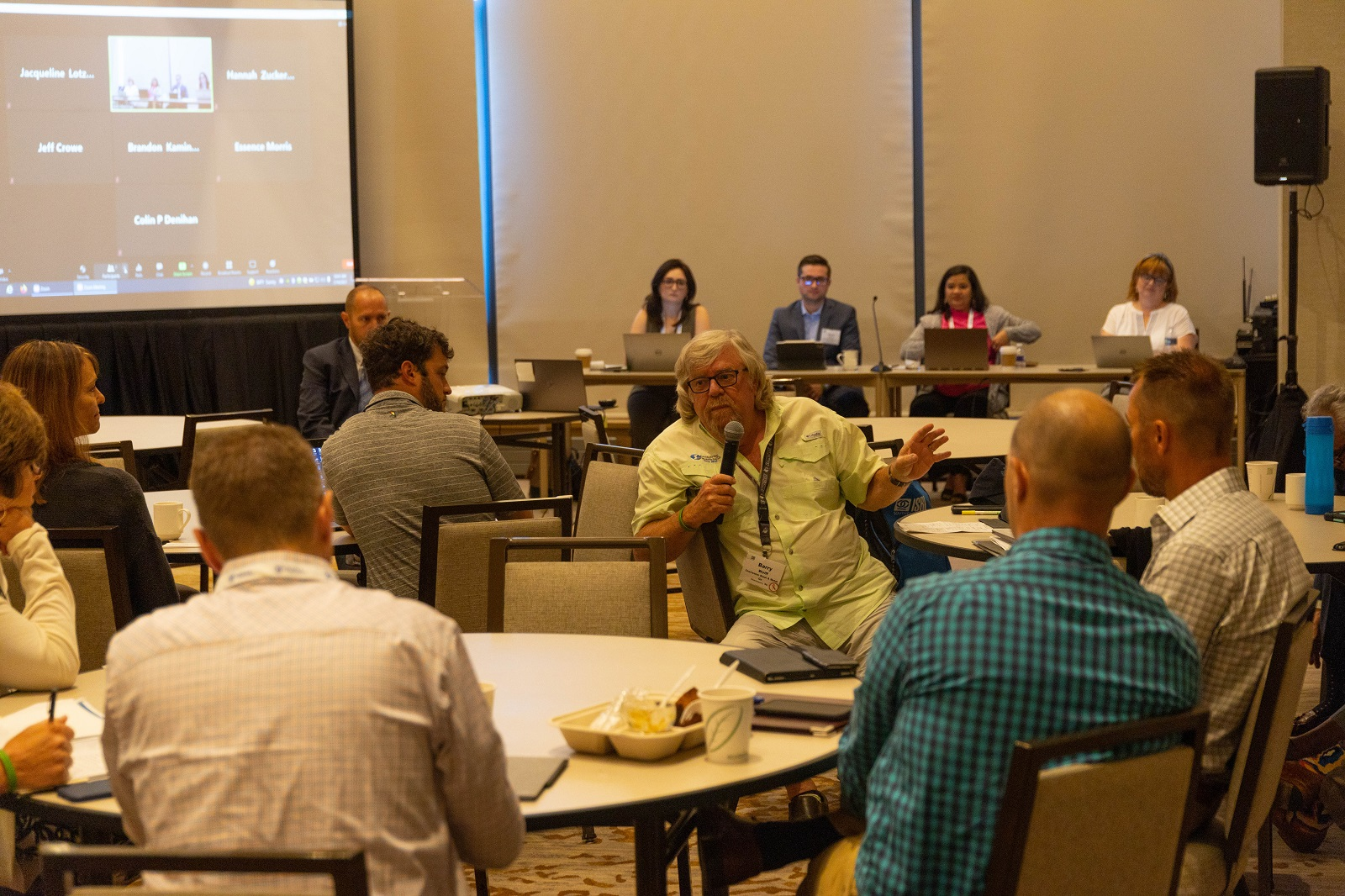 In-person ISRI Summer Board and Committee Meetings Continue