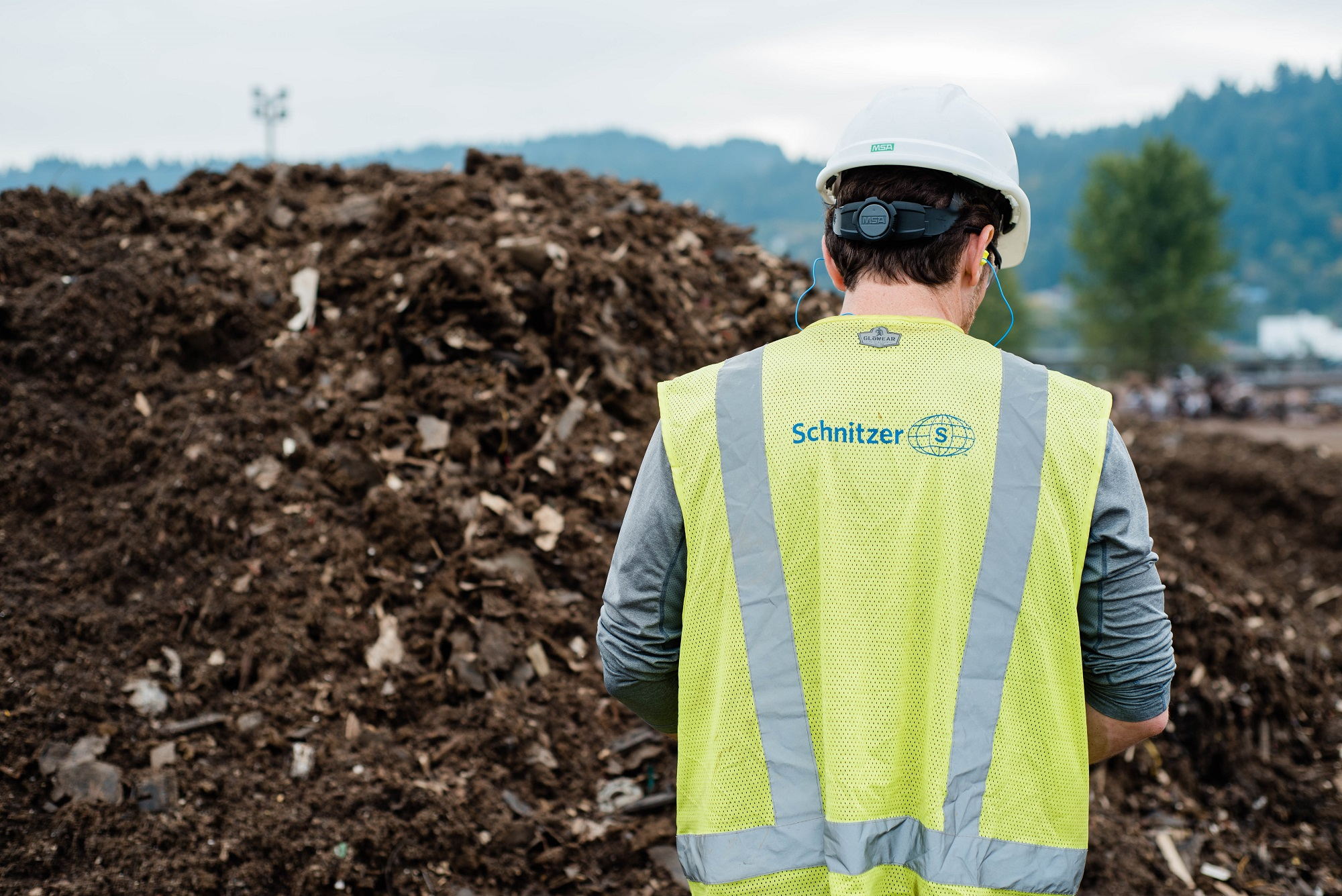 Schnitzer Steel's Rob Ellsworth Explains Why Sustainability is a Core Value