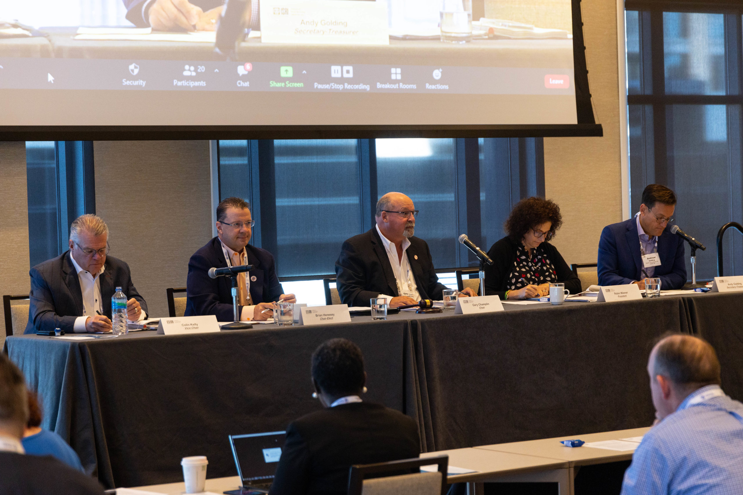 ISRI Modifies Policy to Ensure Recyclers' Access to Legislative Process