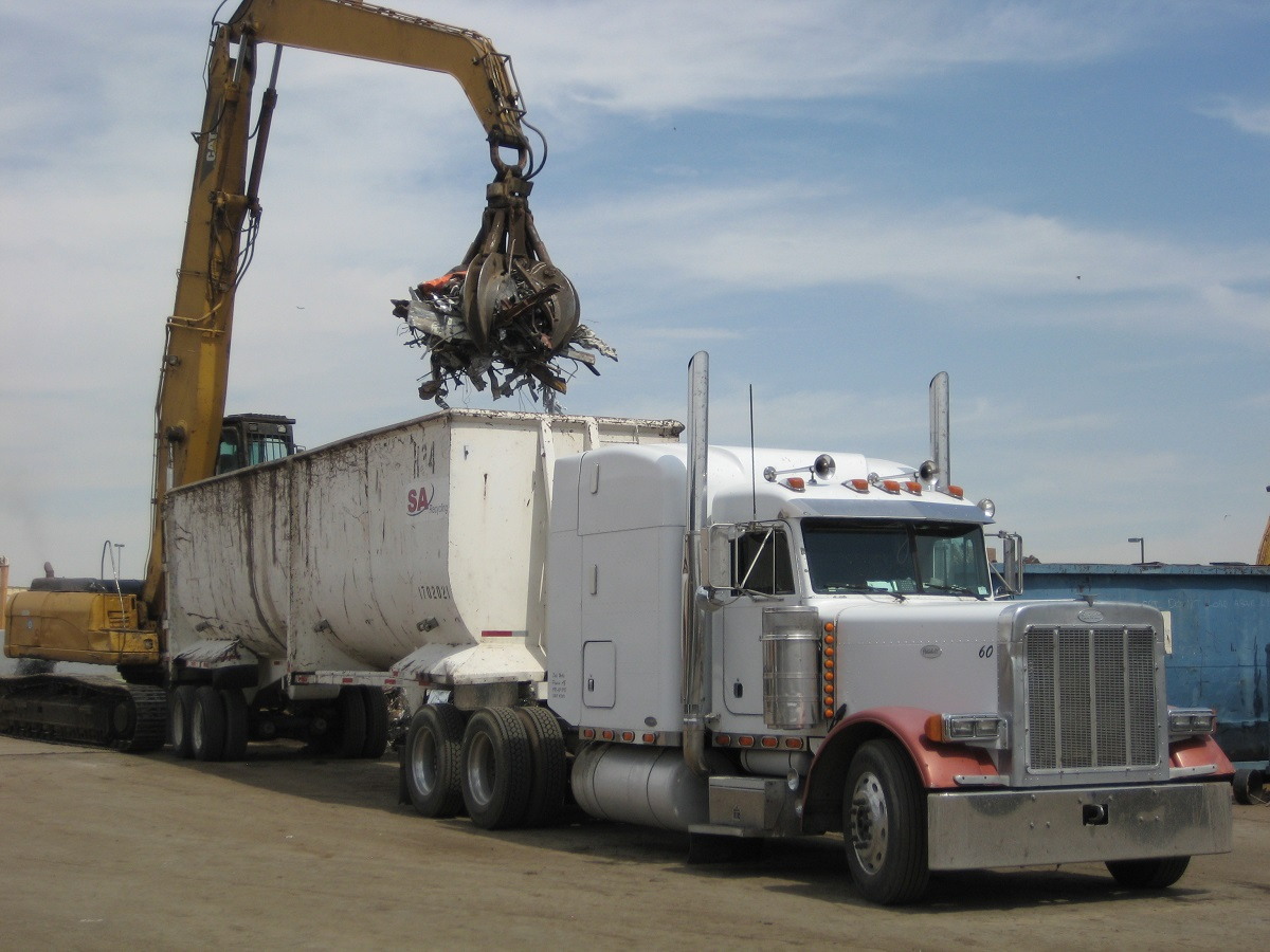 Truck Driver Shortage has Recyclers Looking for Answers