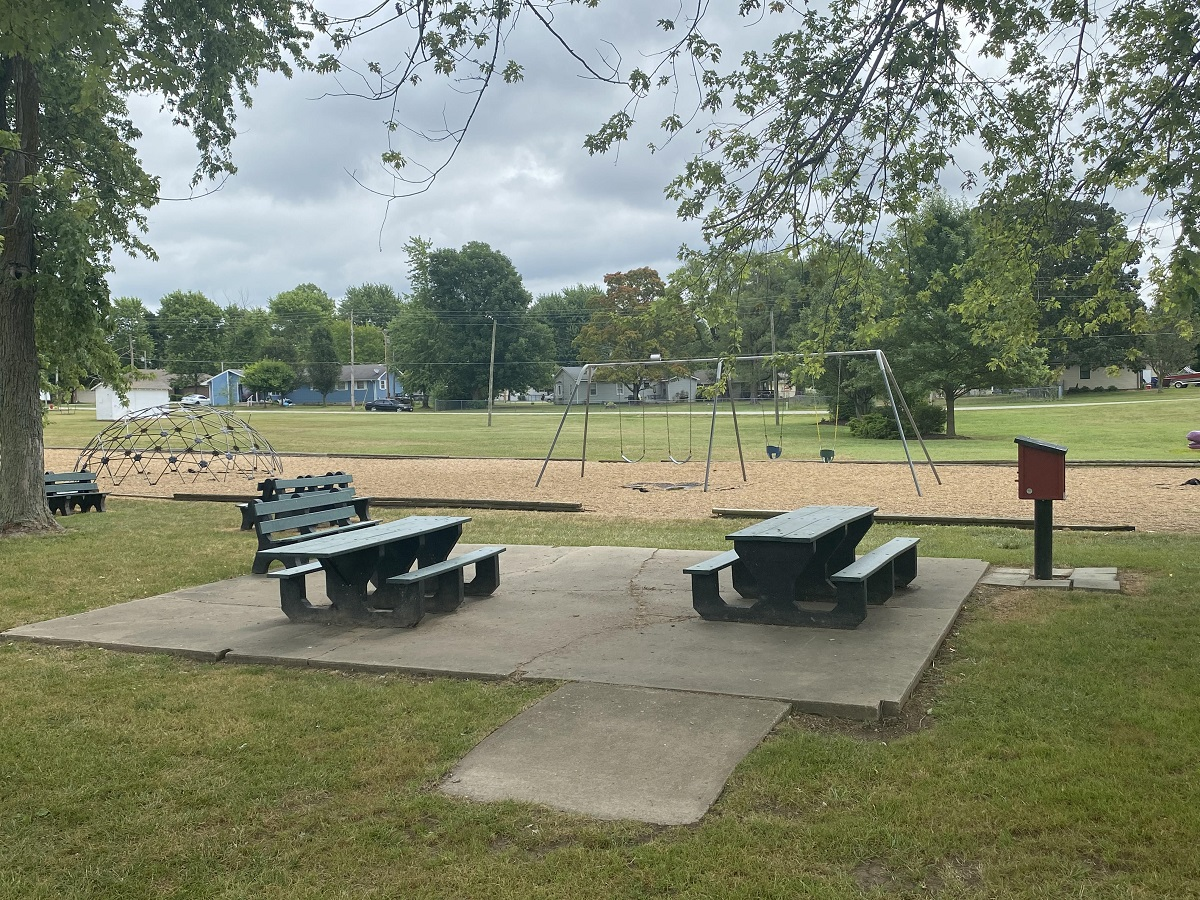 Member Marks 20 Years of Turning Recycled Tires and Milk Jugs into Park Benches