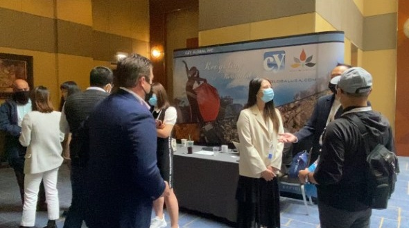 Behind the Tabletop Exhibits: Commodity Roundtables Forum Gold-Level Sponsors